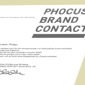 Stephanie Blach, Project Manager, Phocus Brand Contact