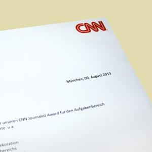 Jörg Buddenberg, CNN Marketing Manager Germany, Austria & Switzerland